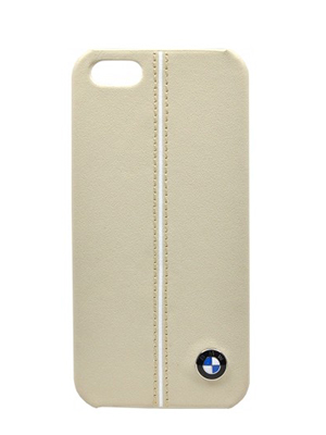 cg-mobile-bmw-leather-hard-case-cream-for-iphone-5