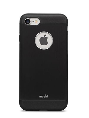 best sneakers 3e180 7bda4 Moshi Armour case- for iPhone 7 Black