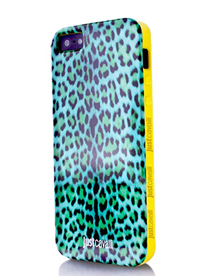 JustCavalli Micro Leopard Cover for iPhone 5/5S